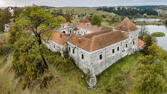 Svirzh Castle, Lviv oblast,  Ukraine, photo 13