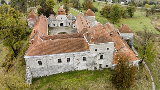 Svirzh Castle, Lviv oblast,  Ukraine, photo 14