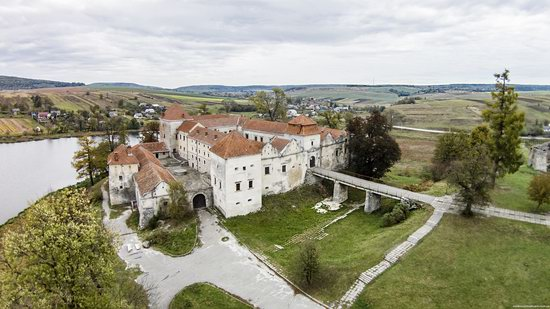 Svirzh Castle, Lviv oblast,  Ukraine, photo 2