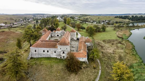 Svirzh Castle, Lviv oblast,  Ukraine, photo 5