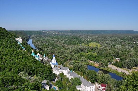 Attractions of Svyatohirsk, Ukraine, photo 1
