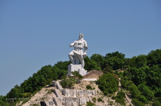 Attractions of Svyatohirsk, Ukraine, photo 14