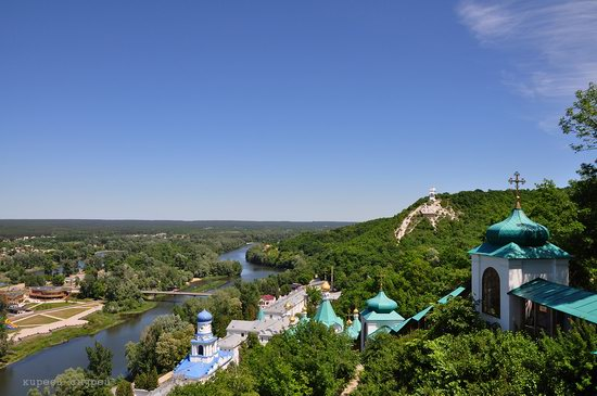 Attractions of Svyatohirsk, Ukraine, photo 17