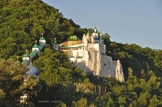 Attractions of Svyatohirsk, Ukraine, photo 3
