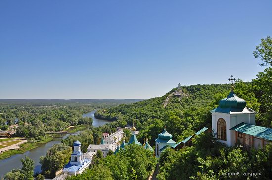 Attractions of Svyatohirsk, Ukraine, photo 6