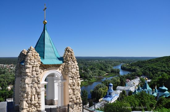 Attractions of Svyatohirsk, Ukraine, photo 7