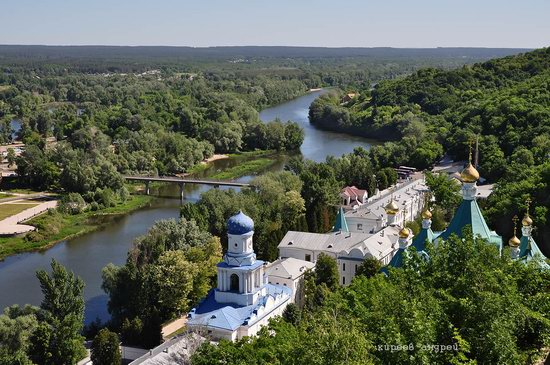 Attractions of Svyatohirsk, Ukraine, photo 8