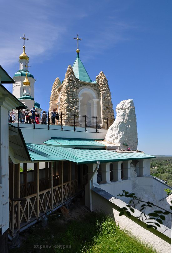 Attractions of Svyatohirsk, Ukraine, photo 9