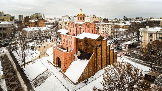 Golden Gates of Kyiv, Ukraine, photo 1
