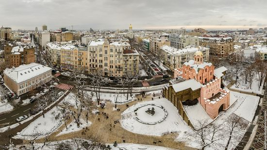 Golden Gates of Kyiv, Ukraine, photo 3