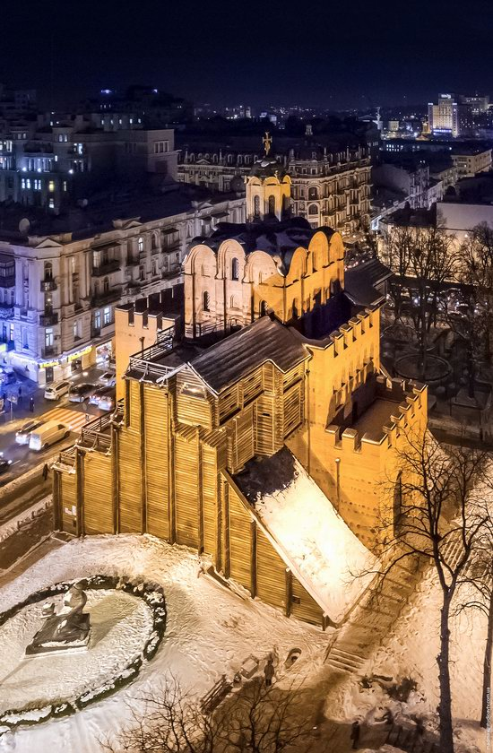 Golden Gates of Kyiv, Ukraine, photo 7