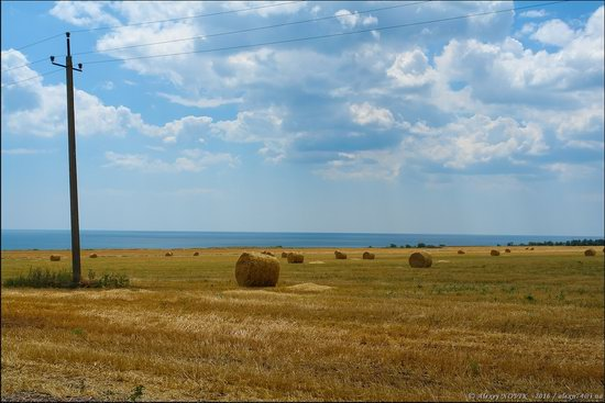 Hot summer day near Berdyansk, Ukraine, photo 10