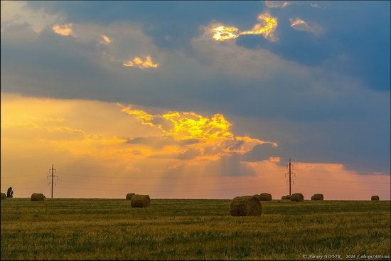 Hot summer day near Berdyansk, Ukraine, photo 12