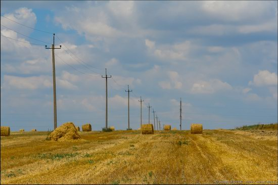 Hot summer day near Berdyansk, Ukraine, photo 5