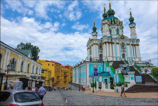 St. Andrew Church, Kyiv, Ukraine, photo 1