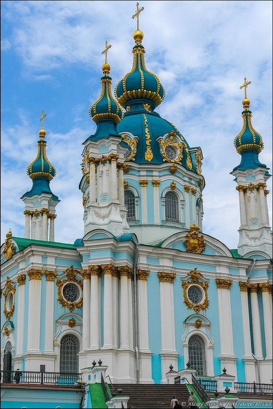 St. Andrew Church, Kyiv, Ukraine, photo 2