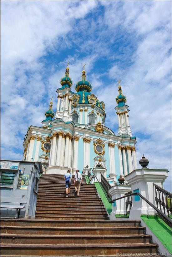 St. Andrew Church, Kyiv, Ukraine, photo 3