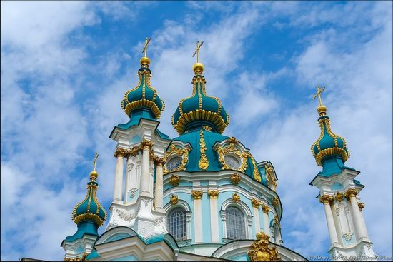 St. Andrew Church, Kyiv, Ukraine, photo 4
