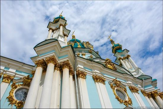 St. Andrew Church, Kyiv, Ukraine, photo 5