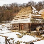 Museum of Folk Architecture in Pyrohiv – the Carpathians