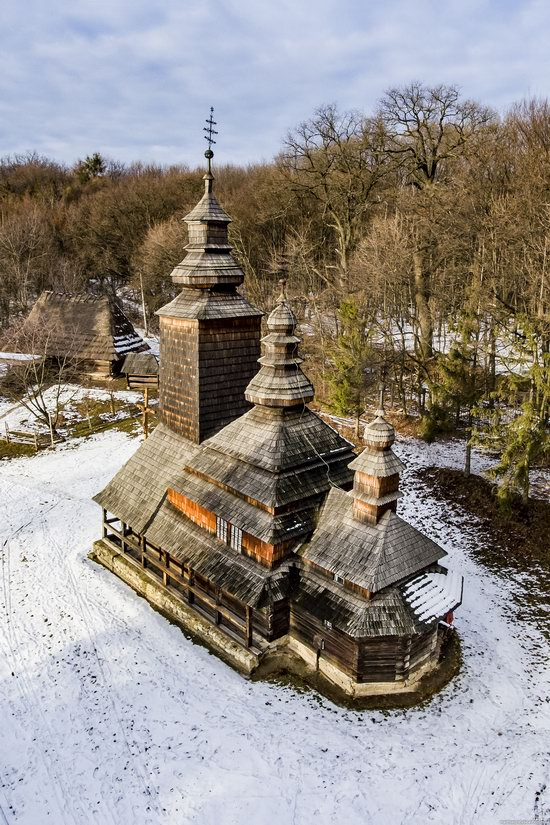 Folk Architecture Museum in Pyrohiv, Kyiv, Ukraine, photo 14