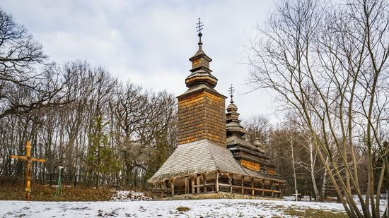 Folk Architecture Museum in Pyrohiv, Kyiv, Ukraine, photo 4
