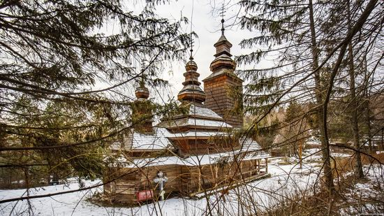 Folk Architecture Museum in Pyrohiv, Kyiv, Ukraine, photo 5