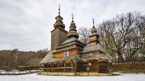 Folk Architecture Museum in Pyrohiv, Kyiv, Ukraine, photo 6