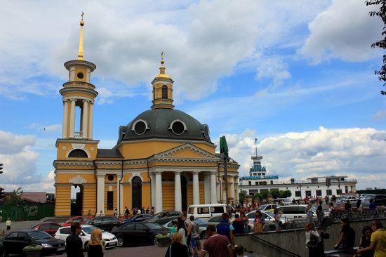 Podil neighborhood, Kyiv, Ukraine, photo 2