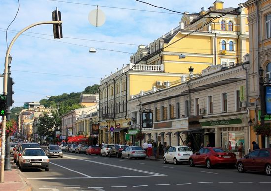 Podil neighborhood, Kyiv, Ukraine, photo 24