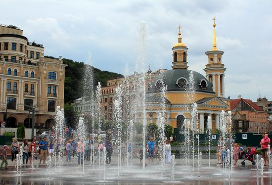 Podil neighborhood, Kyiv, Ukraine, photo 5