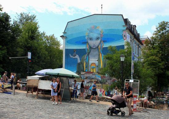 Podil neighborhood, Kyiv, Ukraine, photo 9