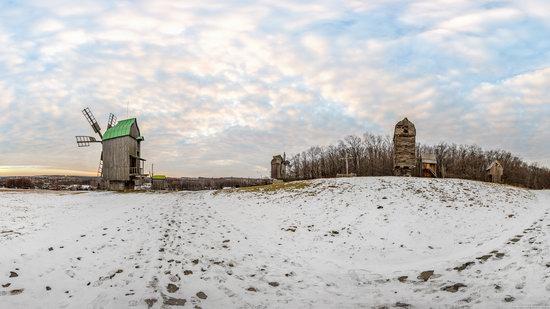 Windmills, Pyrohiv museum, Kyiv, Ukraine, photo 11
