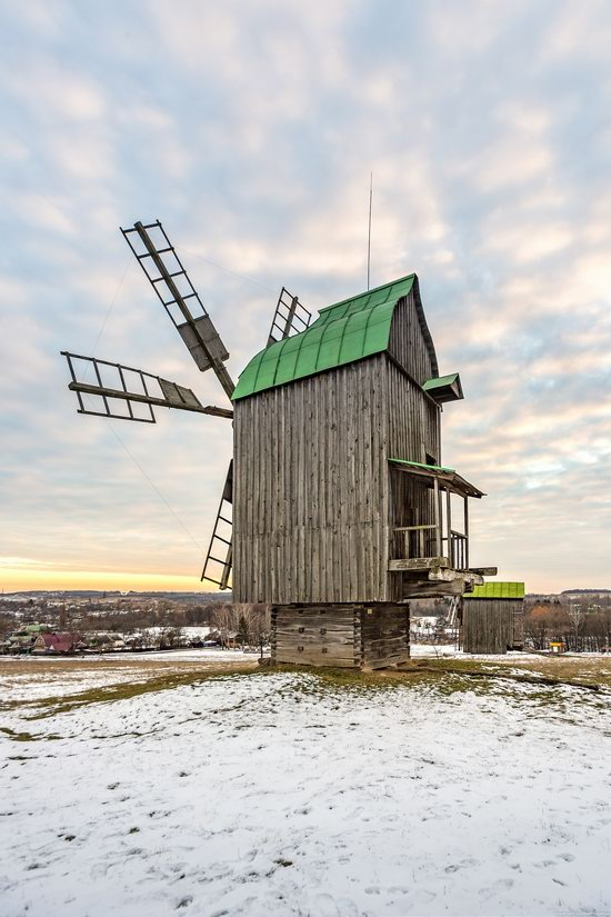 Windmills, Pyrohiv museum, Kyiv, Ukraine, photo 13