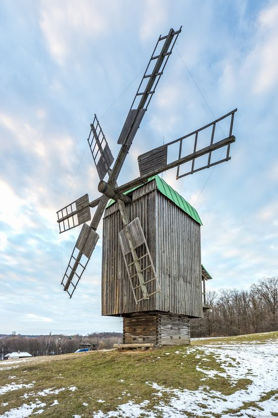 Windmills, Pyrohiv museum, Kyiv, Ukraine, photo 14