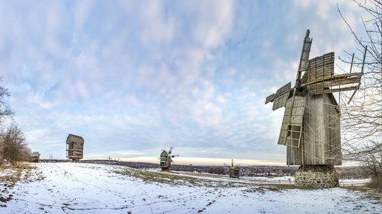 Windmills, Pyrohiv museum, Kyiv, Ukraine, photo 15