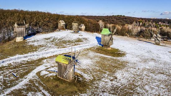 Windmills, Pyrohiv museum, Kyiv, Ukraine, photo 17