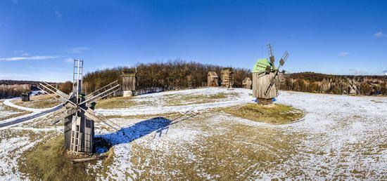 Windmills, Pyrohiv museum, Kyiv, Ukraine, photo 19