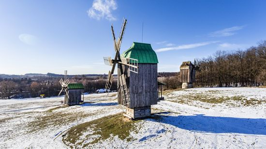 Windmills, Pyrohiv museum, Kyiv, Ukraine, photo 20
