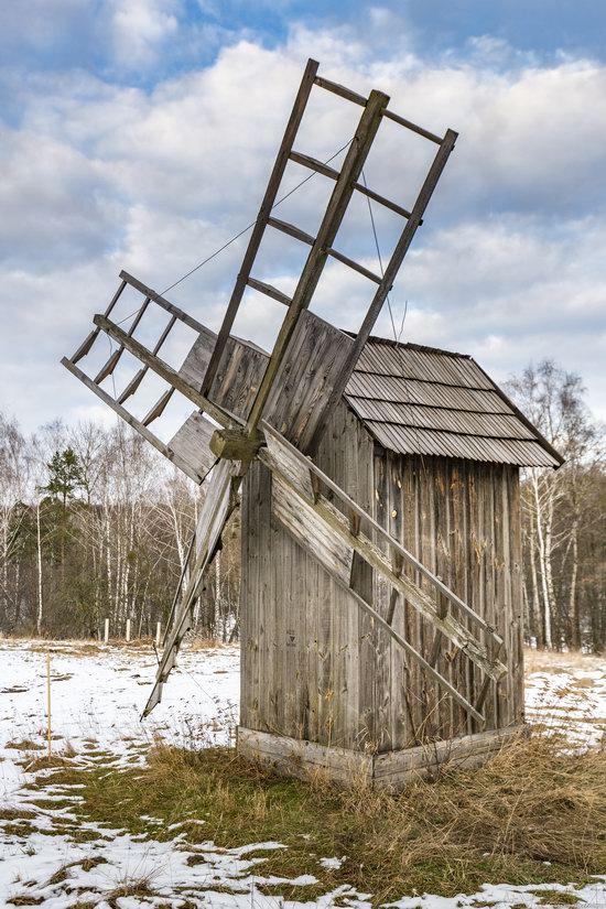 Windmills, Pyrohiv museum, Kyiv, Ukraine, photo 4