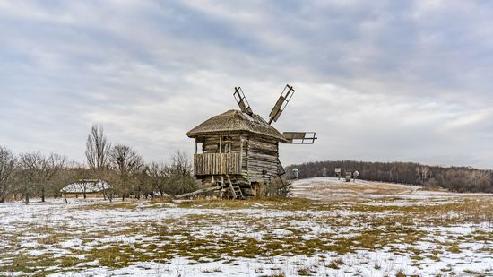 Windmills, Pyrohiv museum, Kyiv, Ukraine, photo 5