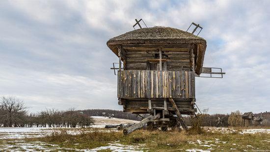 Windmills, Pyrohiv museum, Kyiv, Ukraine, photo 6
