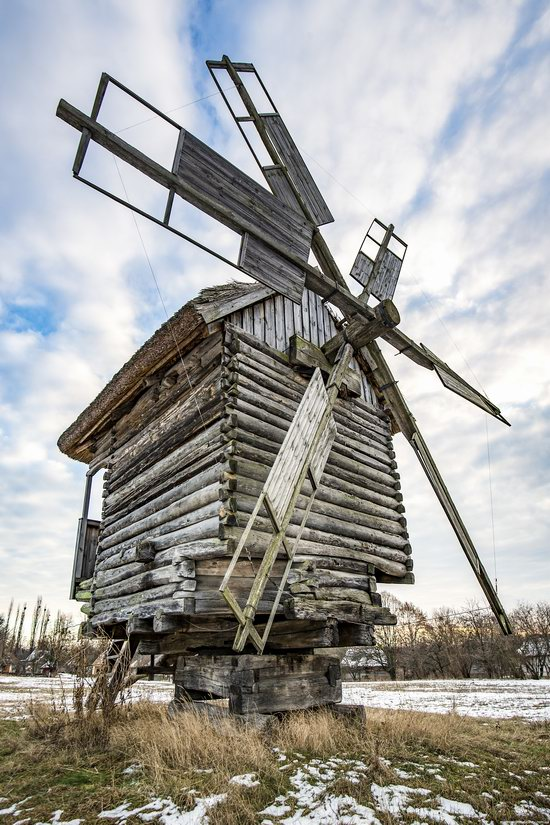 Windmills, Pyrohiv museum, Kyiv, Ukraine, photo 9