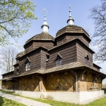 Wooden Church of St. Nicholas in Sapohiv