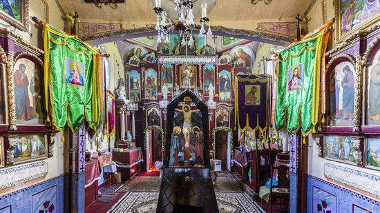 Wooden St. Nicholas Church, Sapohiv, Ukraine, photo 18