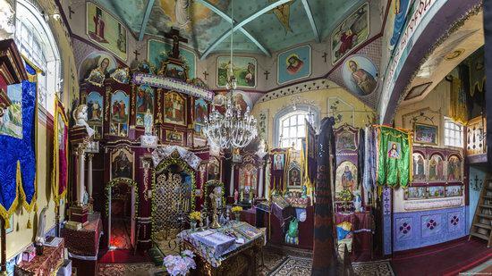 Wooden St. Nicholas Church, Sapohiv, Ukraine, photo 19