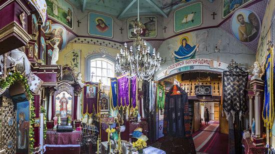 Wooden St. Nicholas Church, Sapohiv, Ukraine, photo 21