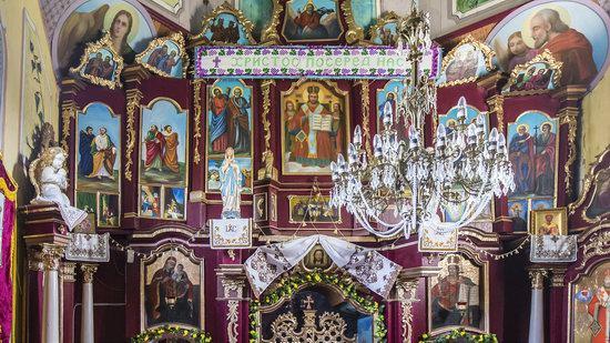 Wooden St. Nicholas Church, Sapohiv, Ukraine, photo 22