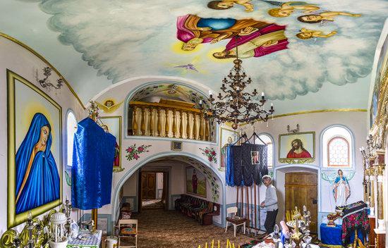 Defensive Church of St. George in Kasperivtsi, Ternopil region, Ukraine, photo 10