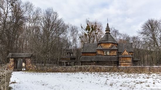 Pyrohiv folk architecture museum, Podillya, Ukraine, photo 12
